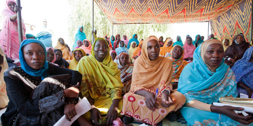 Women, peace and security in the Horn of Africa: between rhetoric and reality