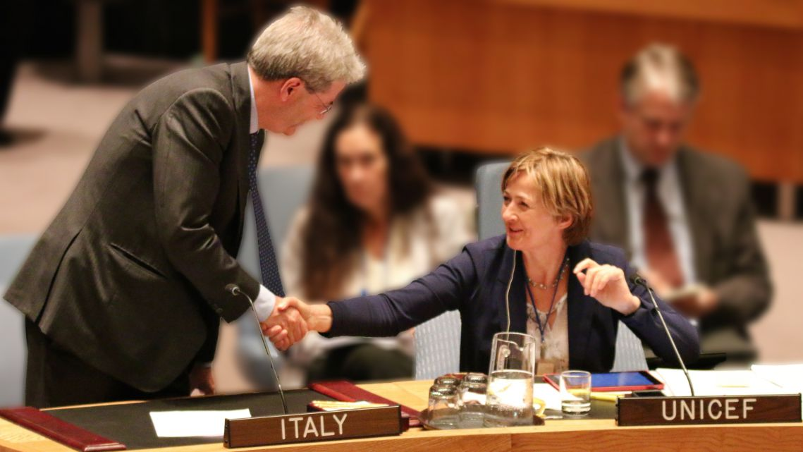 Advocay Italy