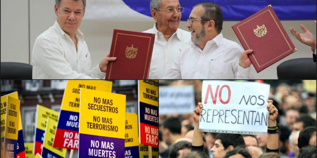 Gli accordi di pace in Colombia: un'analisi dal basso