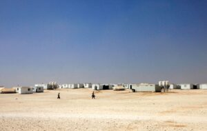 Syrian civil war, climate change as a threat multiplier